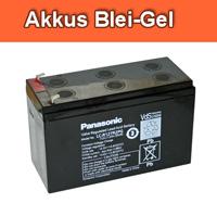 Akkus Blei-Gel