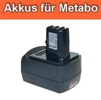 Akkus Metabo