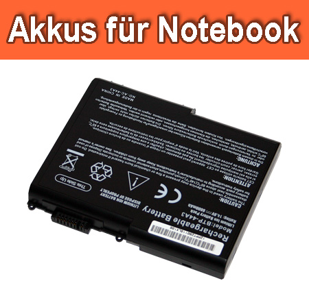 Notebook Akku